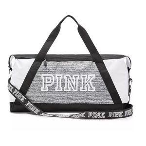 Victoria's Secret PINK duffel duffle bag weekender